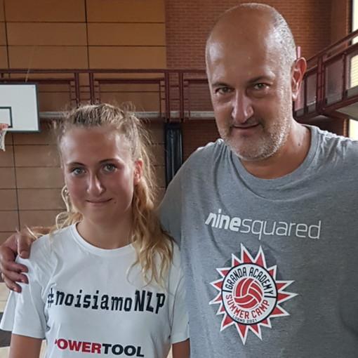 Vanessa Faieta si trasferisce nell'Academy del 'Cuneo Granda Volley'