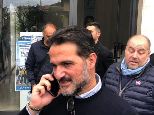San Bartolomeo al Mare praticamente senz'acqua: duro j'accuse del Sindaco Urso e lettera a Riveracqua e Prefetto