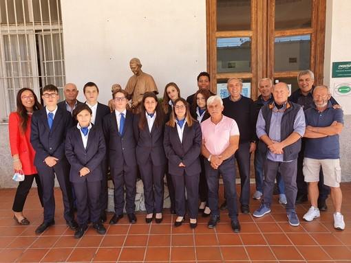 """Vallecrosia: l'associazione """"La mia città"""" ospite del nuovo polo formativo del CNOS FAP"""