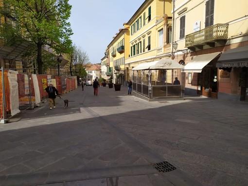"""Imperia: il mercato di Porto Maurizio si snoderà su tutta via Cascione, il sindaco Scajola: """"Decisioni prese nell'interesse generale"""""""