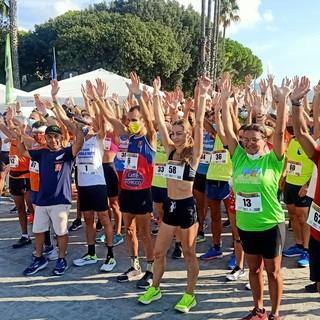 Diano Marina, Michele Chiefari e Lorenzo Trincheri trionfatori alla 4ª edizione della Wind Run