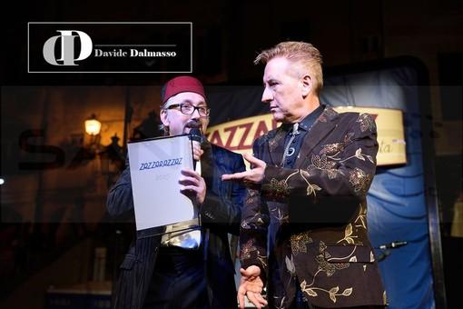 Sanremo: vecchia Broadway in Piazza San Siro, con la serata dedicata a Lelio Luttazzi, si è conclusa la parte concertistica di Zazzarazzaz 2015