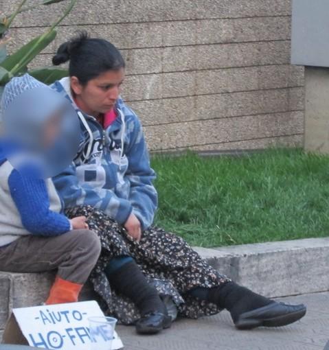 Sanremo: zingari, accattoni e clochard, una nostra lettrice raccomanda il 'distinguo' tra professionisti e veri poveri